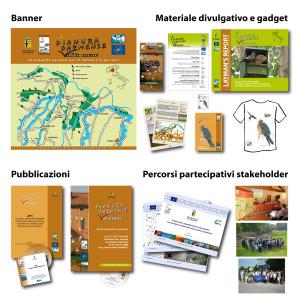 "Campagna comunicazione ambientale LIFE ""Pianura parmense"""