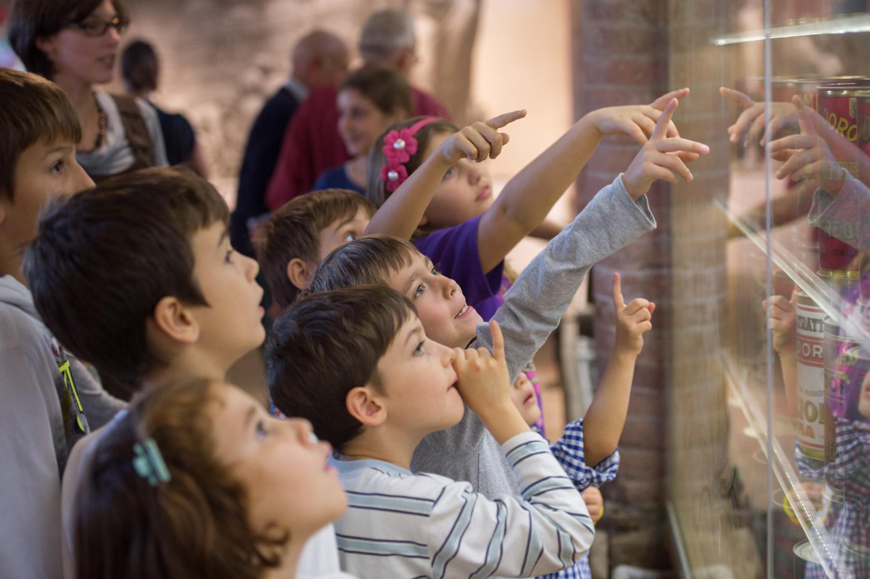 Laboratori didattici Musei del Cibo