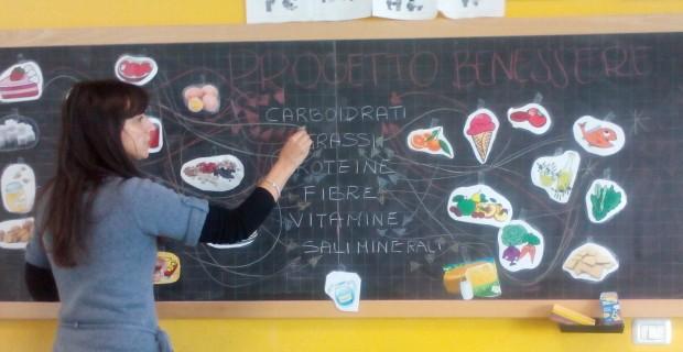 A scuola di benessere con l'AVIS provinciale Parma