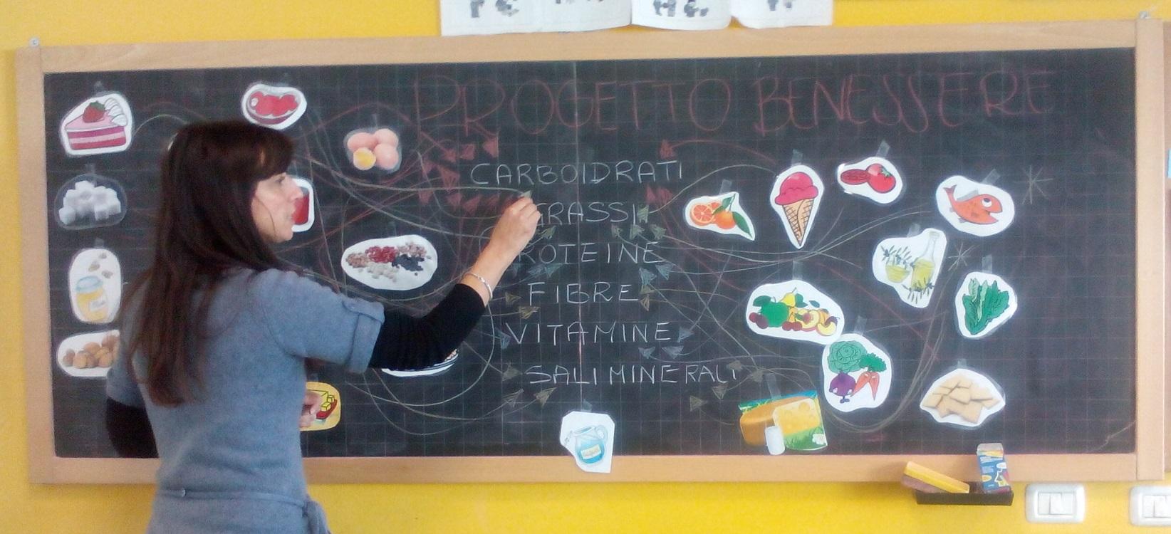 A scuola di benessere con AVIS provinciale di Parma