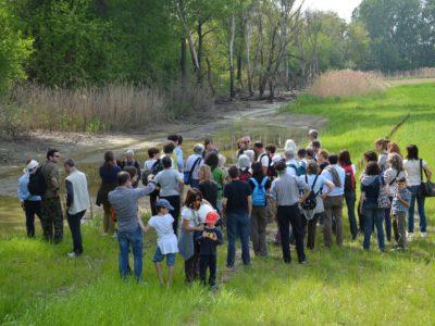 A passeggio col fitosociologo nella Riserva naturale Parma Morta
